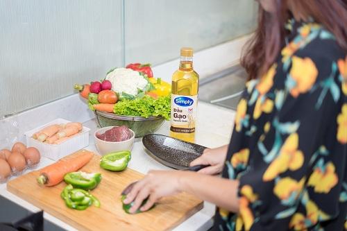 [Dầu gạo]                                           Những dưỡng chất tốt cho sức khỏe trong dầu gạo                                     3277
