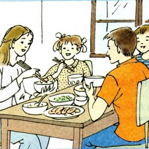 Bữa tối Hạnh Phúc