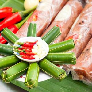 Đặc sản vùng miền nem chua Thanh Hóa