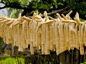 Măng khô Tuyên Quang